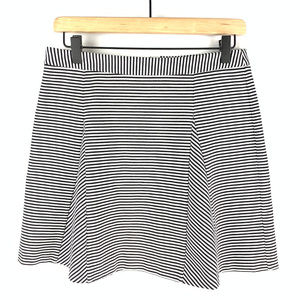 Michael Michael Kors Striped Pleated Mini Skirt 4